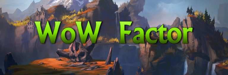 WoW Factor: Levels and legends in the Legion alpha