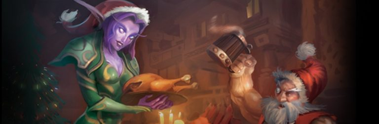 The Daily Grind: What gift would you like to receive tomorrow in a live MMO?