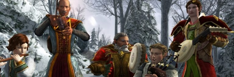 Lord of the Rings Online brings Christmas to July