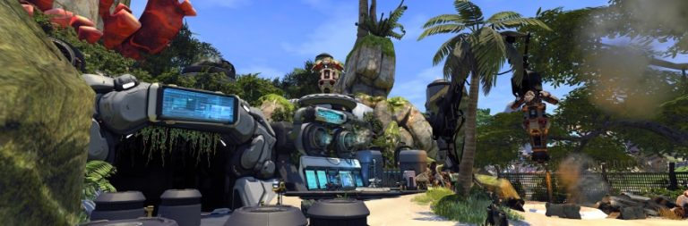 Firefall releases Razor's Edge update, disables west coast datacenter