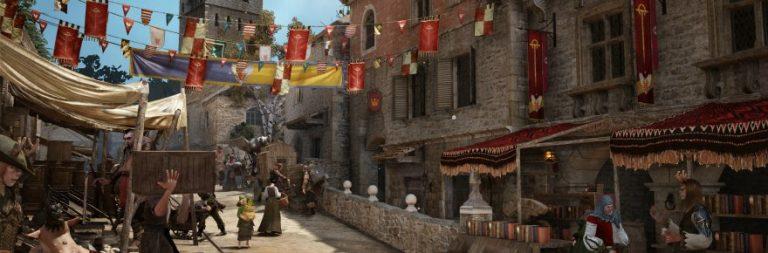 Black Desert Korea promises playable dark elves, ocean content