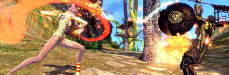 Blade & Soul plans star-studded launch event