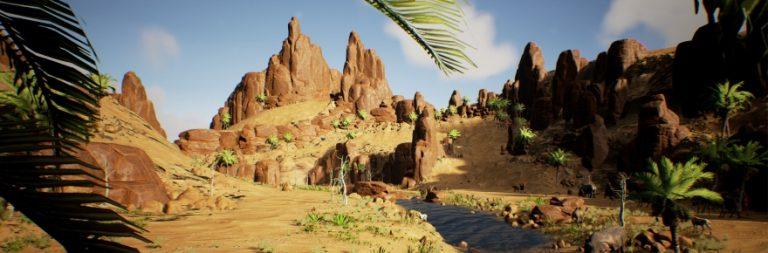 Funcom announces Conan Exiles, a multiplayer open-world survival game