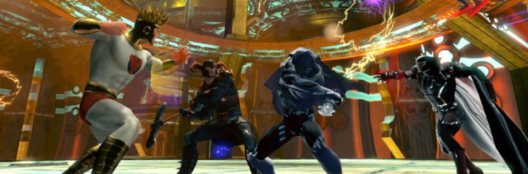 DC Universe Online makes fifth anniversary plans