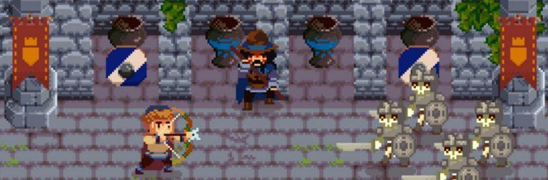 Pixelart OARPG Dragon of Legends launches on Kickstarter