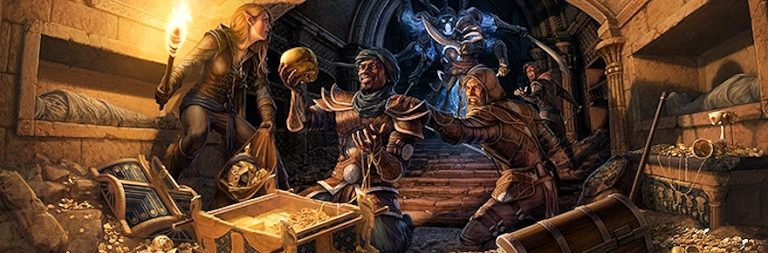 The Elder Scrolls Online previews Thieves Guild DLC with a new trailer