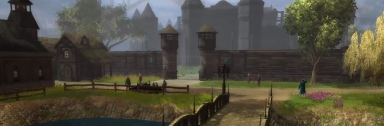 Fans are remaking RuneScape with Neverwinter Nights 2's toolset