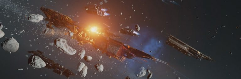 Get Fractured Space for free on Steam this weekend