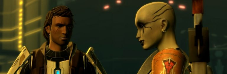 How Star Wars: The Old Republic won me over with its endgame