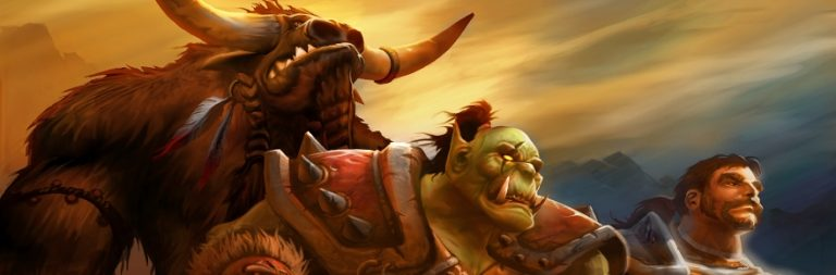 The Game Archaeologist: Ten strange pre-release facts about World of Warcraft