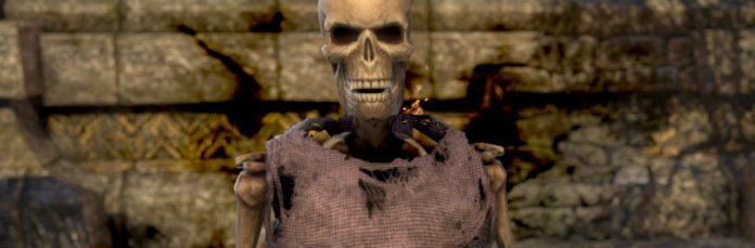Skeleton powers.