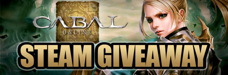 Giveaway: Grab a Cabal Online booster key in honor of its Steam launch