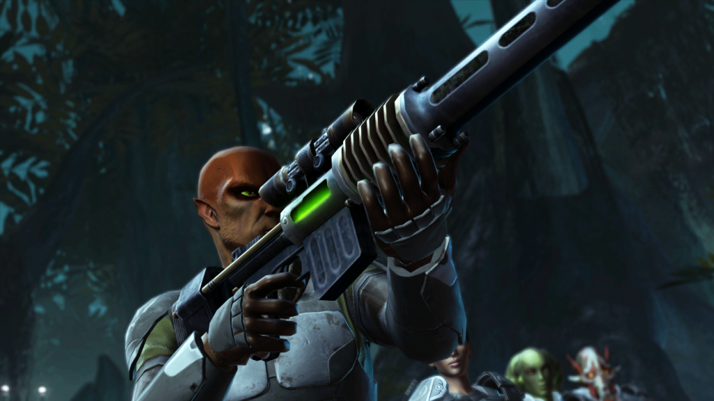 swtor how to get a companion back