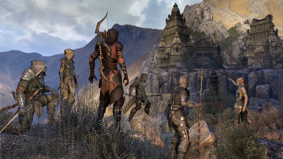 Elder Scrolls Online's Thieves Guild lands on the PTS today