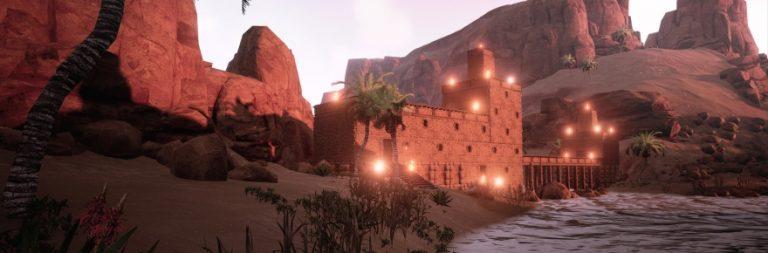Funcom's Conan Exiles dev vlog illuminates PvE and PvP