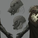 Take a first look at the art and animations of Crowfall's Ranger