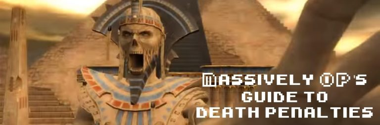 Massively OP's guide to MMORPG death penalties