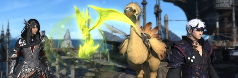 Final Fantasy XIV previews changes coming to group pose functionality