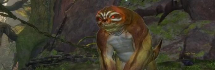 Memetic's sloth was less disturbing.