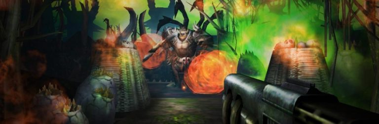 Hellgate: London is on Android as a first-person shooter