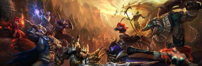 Riot co-founder asks the Twitterverse whether it should build an MMO