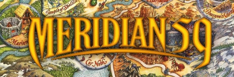 The Game Archaeologist: Meridian 59