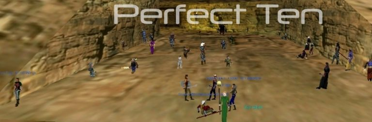 Perfect Ten: MMO problems we don't really have these days