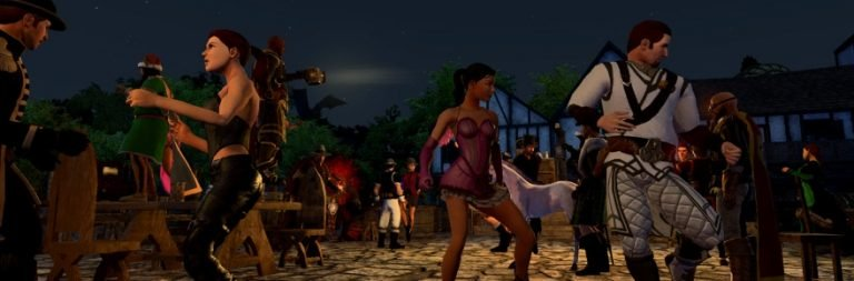 Shroud of the Avatar brings in fast travel and new player towns
