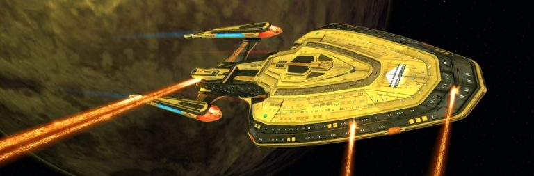 Star Trek Online previews the new Tier 6 flagships