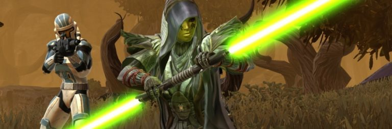 Star Wars: The Old Republic will add weapon tunings outside of the cash shop