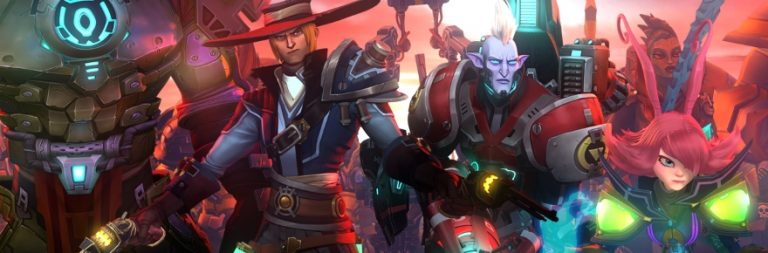 New Humble Bundle includes deals on WildStar, Neverwinter, Path of Exile, and more