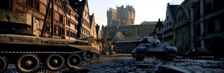 The British invade World of Tanks on PS4