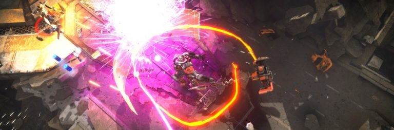 PWE shooter Livelock reveals trailer for player Vanguard
