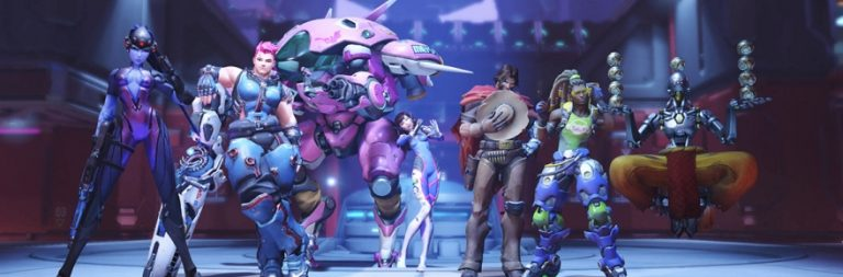 Overwatch outlines its progression system and patches in new gameplay