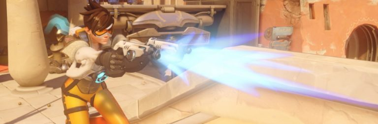 Blizzard alters Overwatch's Tracer's sexualized victory pose following player objections