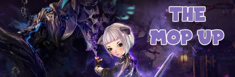 The MOP Up: Blade & Soul brings in the Warlock (March 6, 2016)