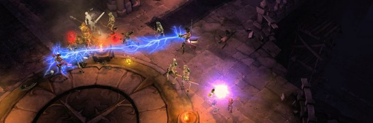 Blizzard teases 'multiple Diablo projects in the works,' with reveals 'later this year'