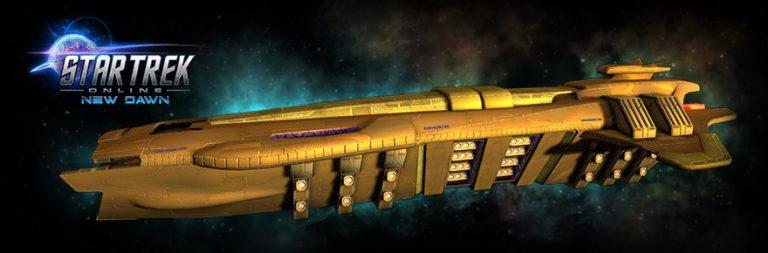 Enter to win a Star Trek Online Vaadwaur Astika Heavy Battlecruiser from PWE and Massively OP