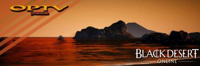 The Stream Team: Sailing in Black Desert