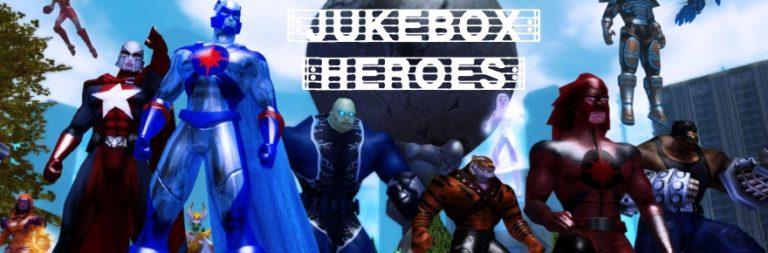 Jukebox Heroes: City of Heroes' soundtrack