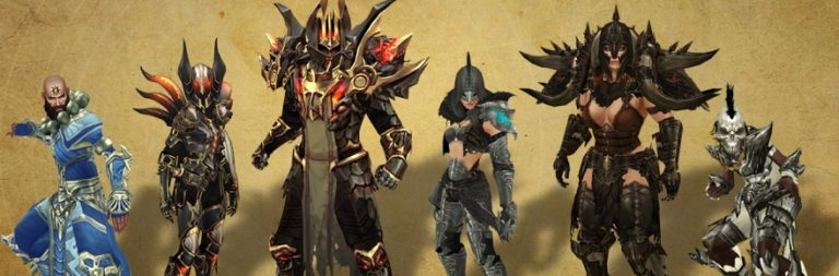 Diablo III shows off the rewards for the newly arrived Season 6