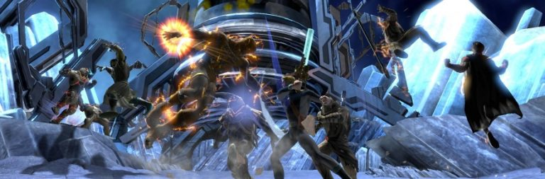 DC Universe Online explains further changes in the new pass of the stat revamp