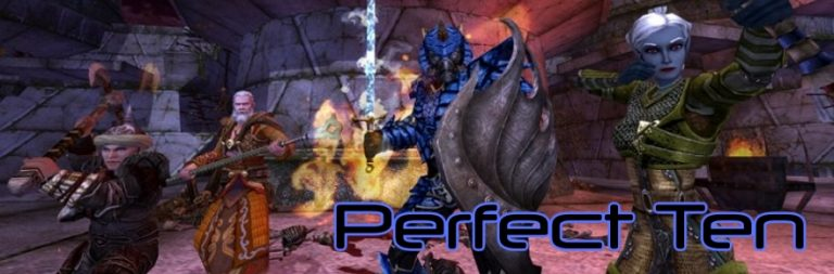 Perfect Ten: What I loved about Dungeons and Dragons Online