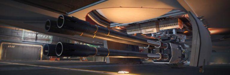 Elite: Dangerous' Engineers tweaks starports, map filtering, and POIs