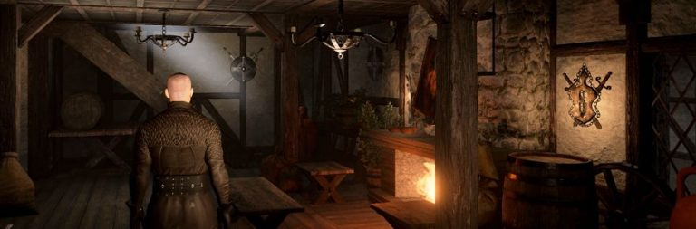 Chronicles of Elyria demos character physique and aging