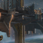 EVE Fanfest 2016: Industrial citadels and drilling platforms in EVE Online