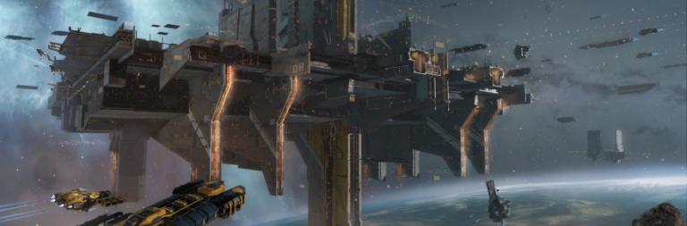 EVE Fanfest 2016: Industrial citadels and drilling platforms in EVE Online