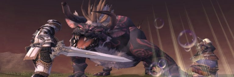 Final Fantasy XI updates with mounts and a new battle style