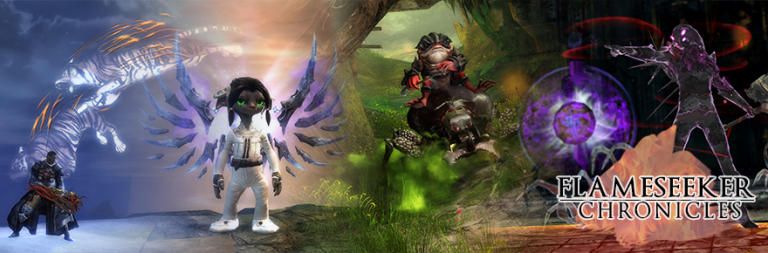 Flameseeker Chronicles: Everything you need to know about Guild Wars 2's April 2016 update