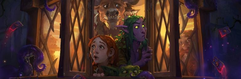 Hearthstone classic card nerf patch arrives